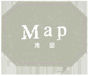 ペンションまでの地図ページ